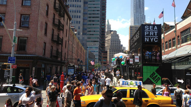 Eight New York struggles that are actually blessings