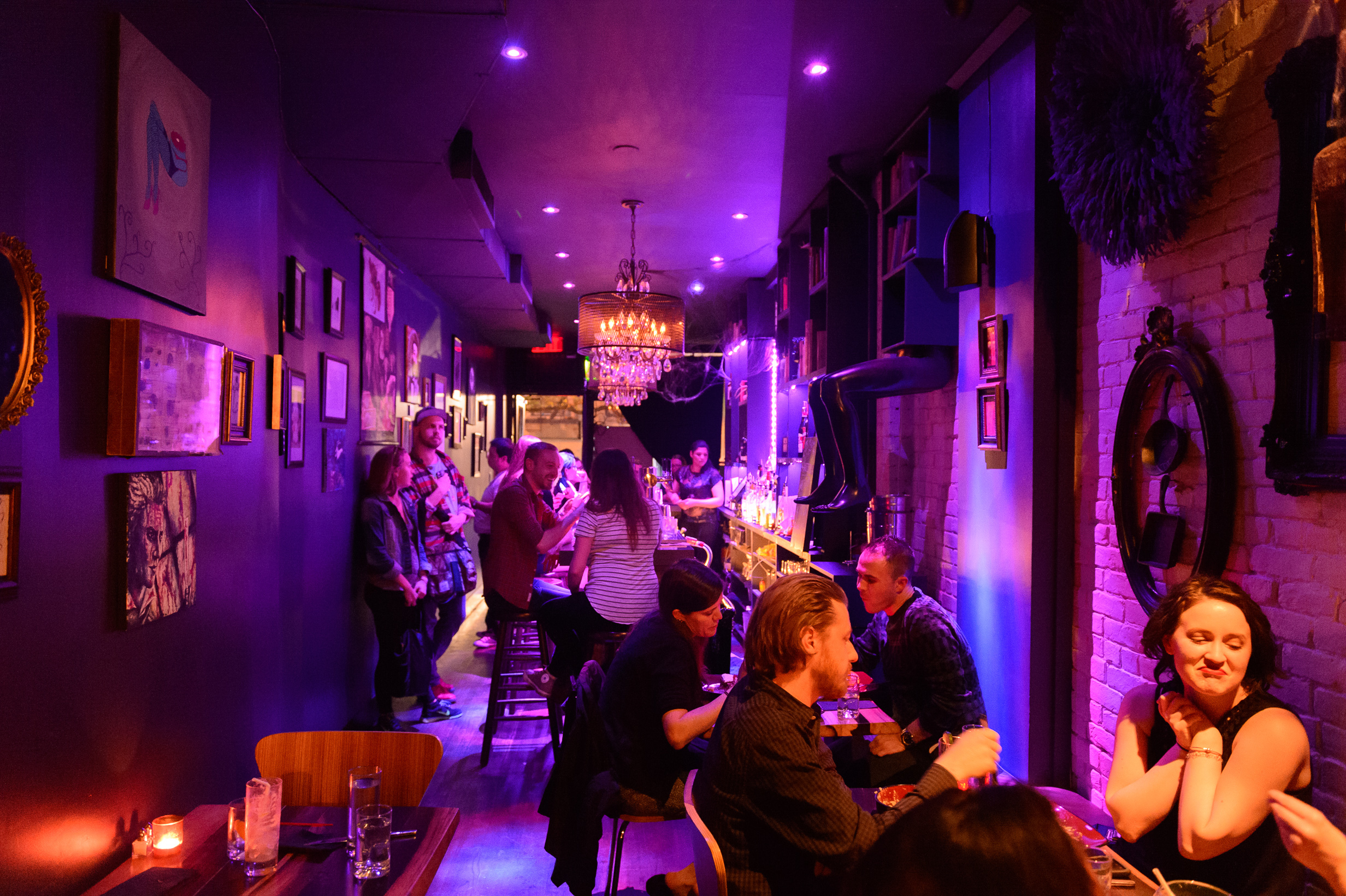 The best Halloween bars in NYC