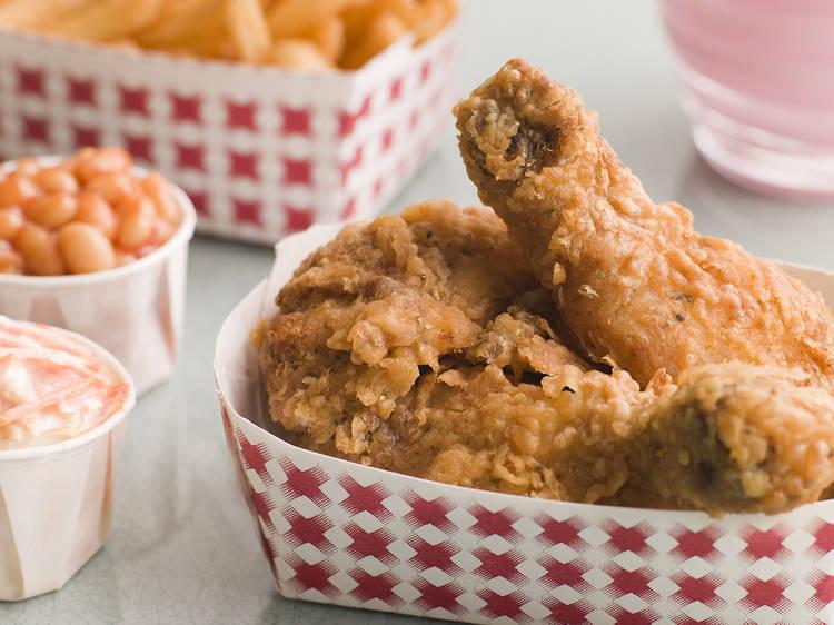 John's Fried Chicken