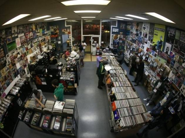 Poo-Bah Record Shop