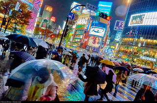 A rainy day in Shibuya | Time Out Tokyo