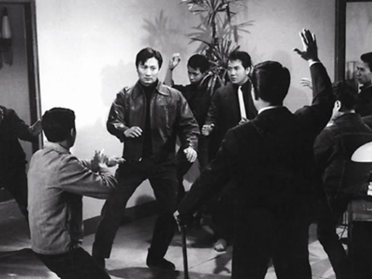 The Story of a Discharged Prisoner 英雄本色 (1967)