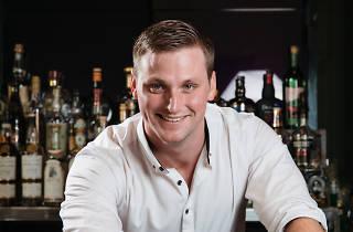 Portrait of Andrew Mae from The Bar, Park Hyatt Sydney