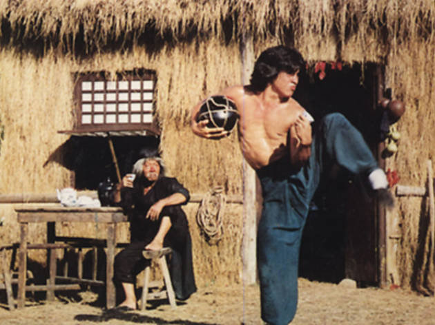 Drunken Master 醉拳 (1978)