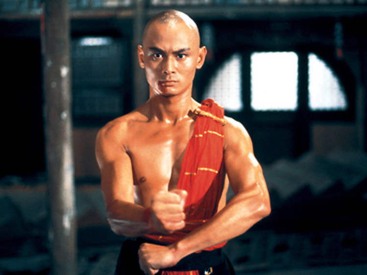 The Eight Diagram Pole Fighter 五郎八卦棍 (1983)