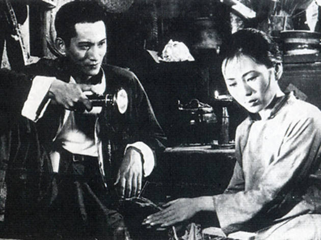 Tears of the Pearl River 珠江淚 (1950)