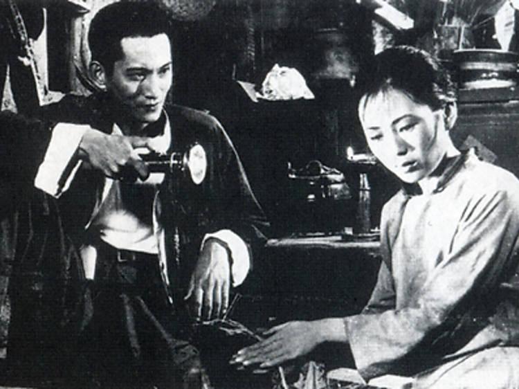 Tears of the Pearl River 珠江淚 (1950)