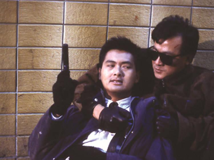 City on Fire 龍虎風雲 (1987)