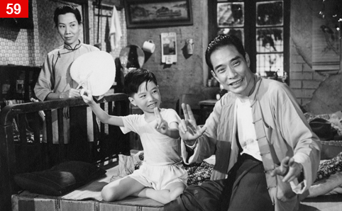 Parents' Hearts 父母心 (1955)