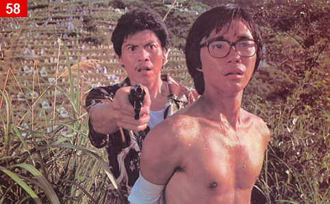 Dangerous Encounters – First Kind 第一類型危險 (1980)