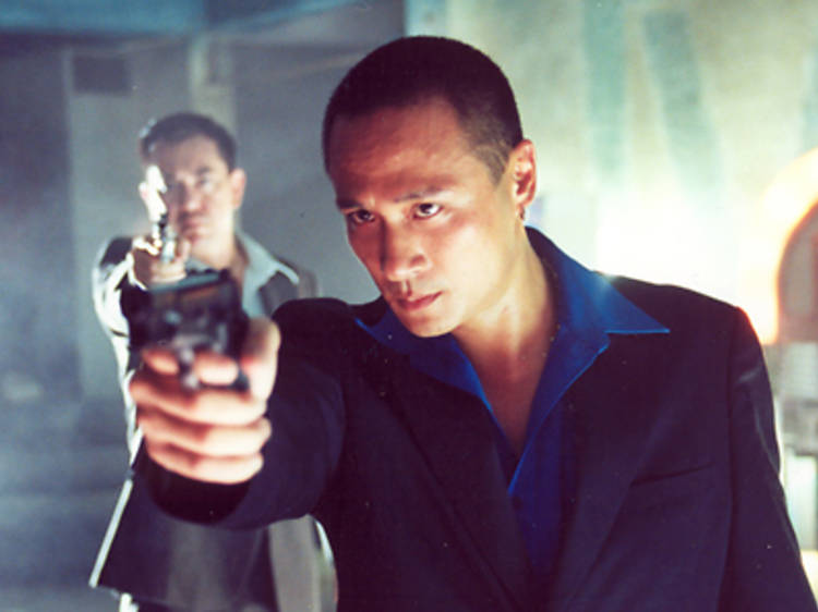 The Mission 鎗火 (1999)