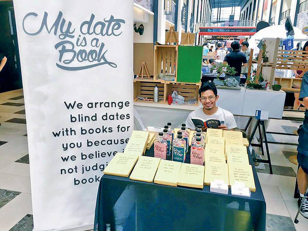 My Date is a Book