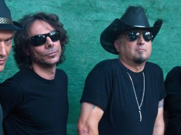 Rebeldes. The Rock Festival
