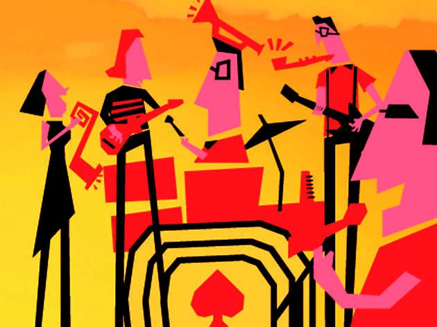 Summer spades