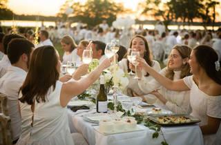 Diner en Blanc - Charleston