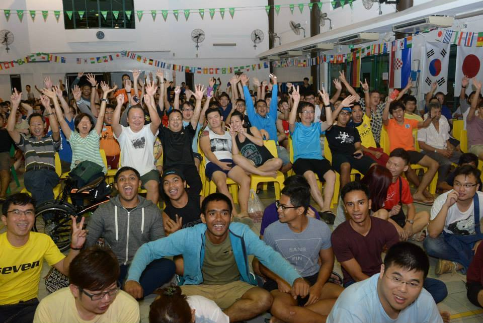 Watch Euro 2016 live at 26 community clubs – it's free