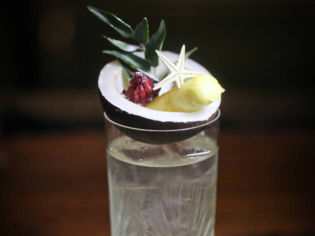 nightjar, bartender's choice, london's best mocktails