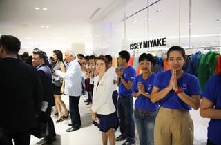 バンコク最大のショッピングセンターがリニューアルオープン