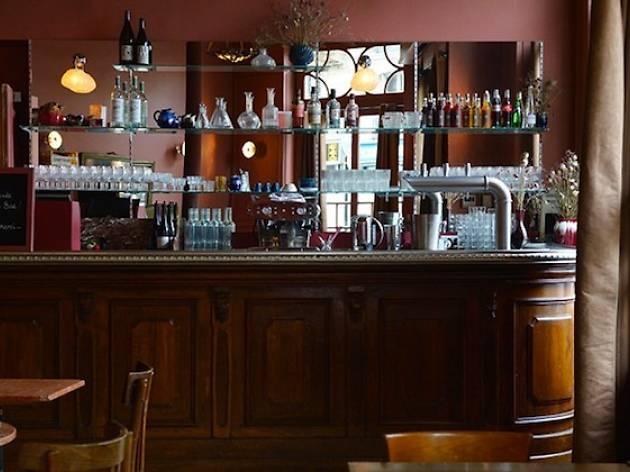 Le Café  (Théâtre des Bouffes du Nord)