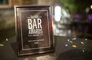 Bar Awards 9 (Each of our winners went away with one of these © Anthony Micallef)