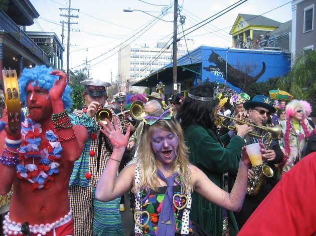 New Orleans Festival