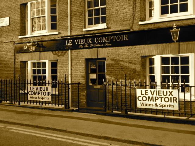 Le Vieux Comptoir