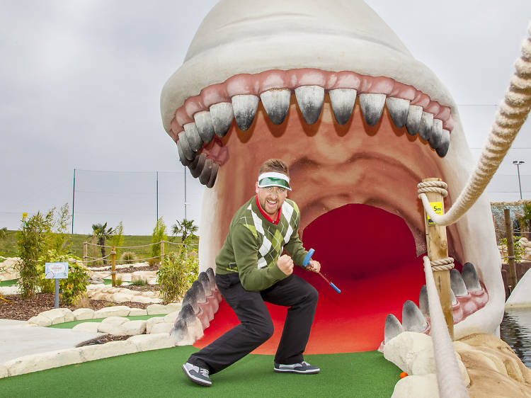 Moby Golf