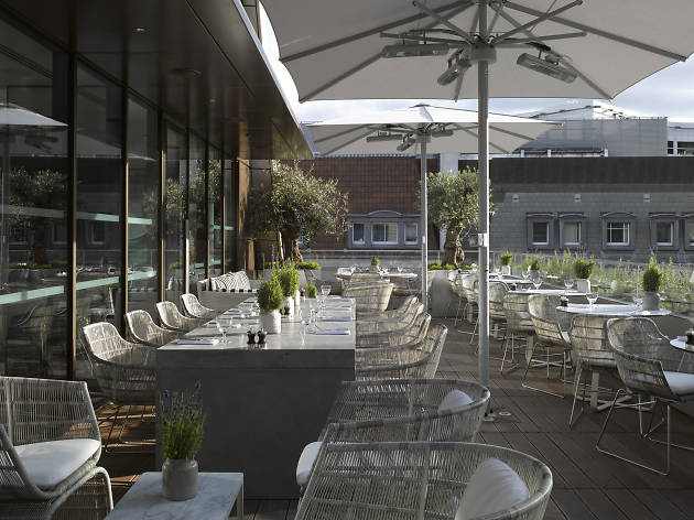 angler, london's best barbecues