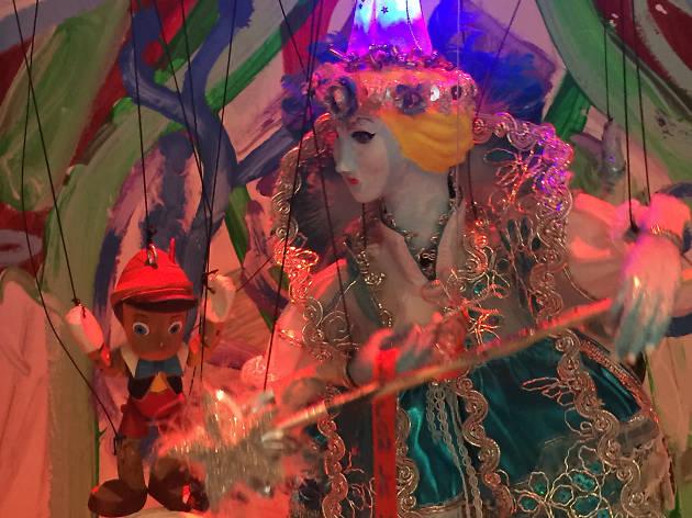 Museo de Marionetas Alfin