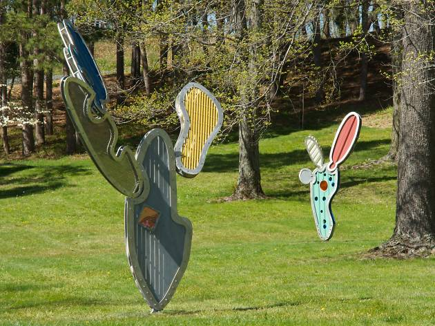 Storm King Art Center 2016 Seasonal Exhibitions