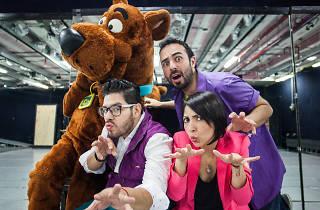 Scooby Doo! Misterios musicales en la CDMX