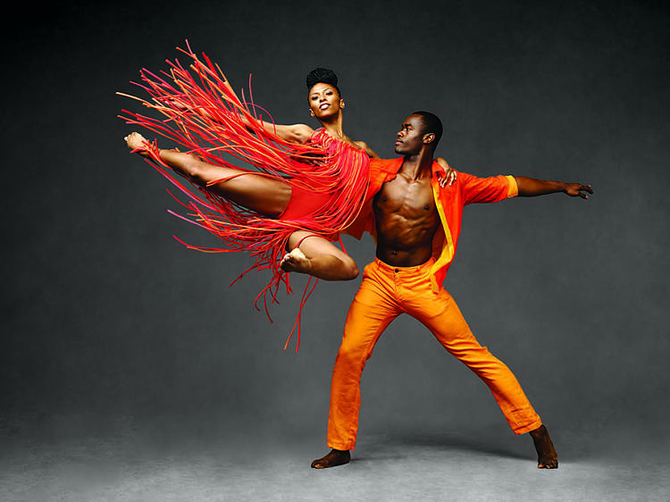 The best dance shows in NYC this month