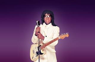 CHIC feat. Nile Rodgers, Unknown Mortal Orchestra