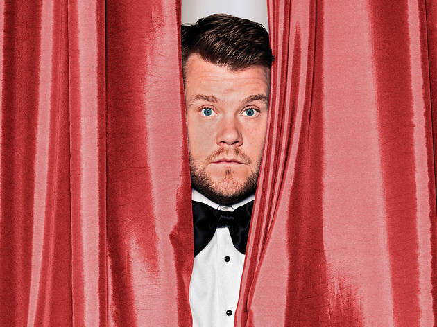The Late Late Show's James Corden on taking over the Tonys