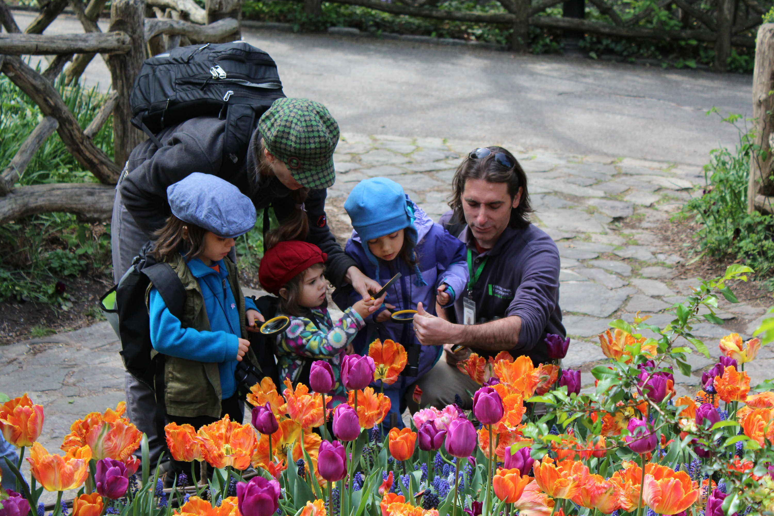 Discovery Walks for Families