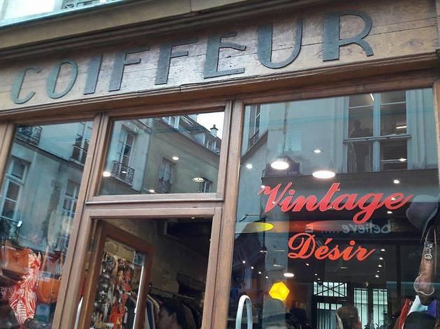 Vintage Désir
