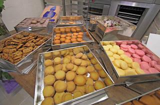 Biscuiterie pâtisserie Gilles Marchal Montmartre biscuits