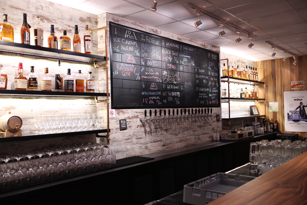 Best craft beer bars