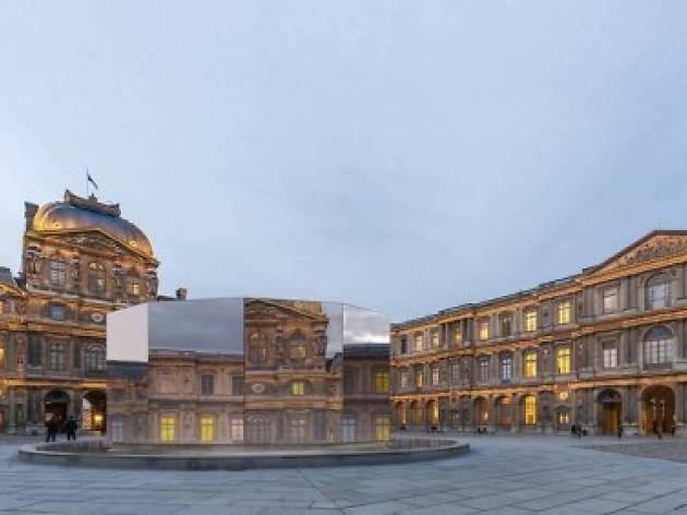 Eva Jospin - Panorama au Louvre