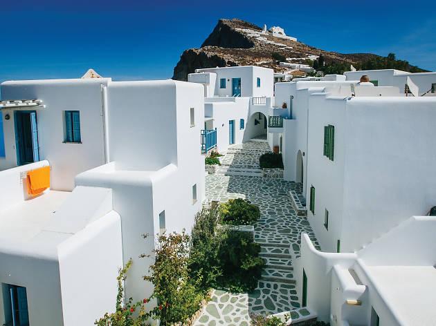 Keşfe değer üç Yunan Adası