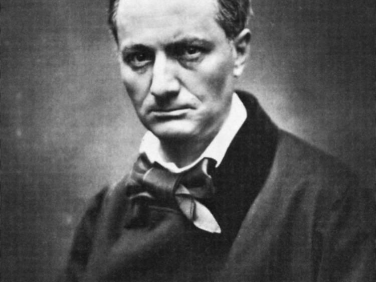 Exposition l'œil de Baudelaire