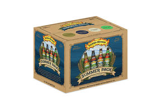 Summer Pack, Sierra Nevada Brewing Company, Chico, CA