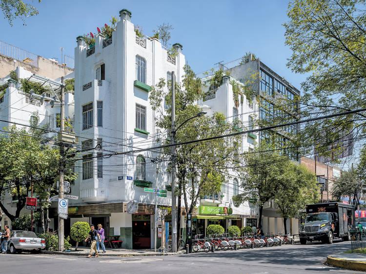 Edificio Jardines