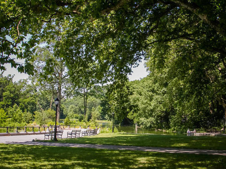 Hike through some of NYC's most gorgeous parks