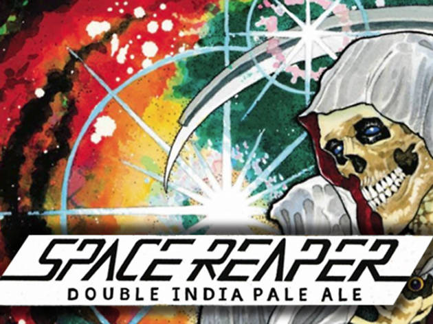 Space Reaper, DC Brau Brewing Company, Washington, D.C.