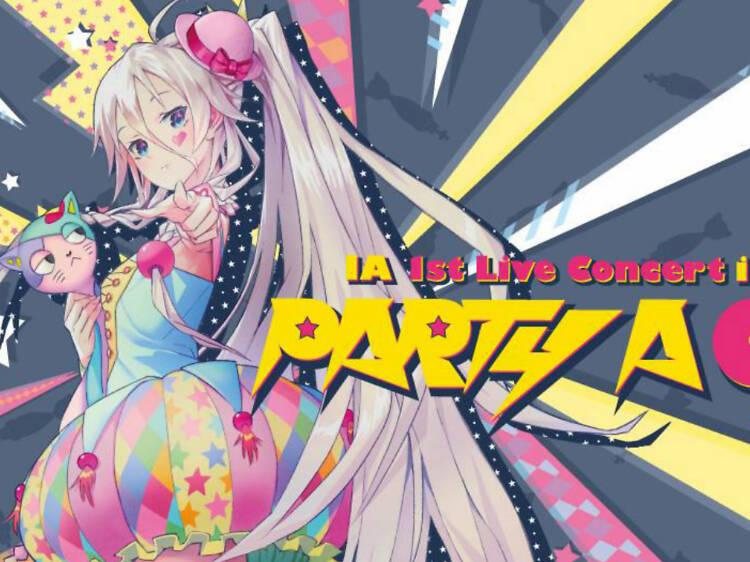 IA: Party A Gogo