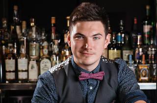 Portrait of Andrew MacLeod