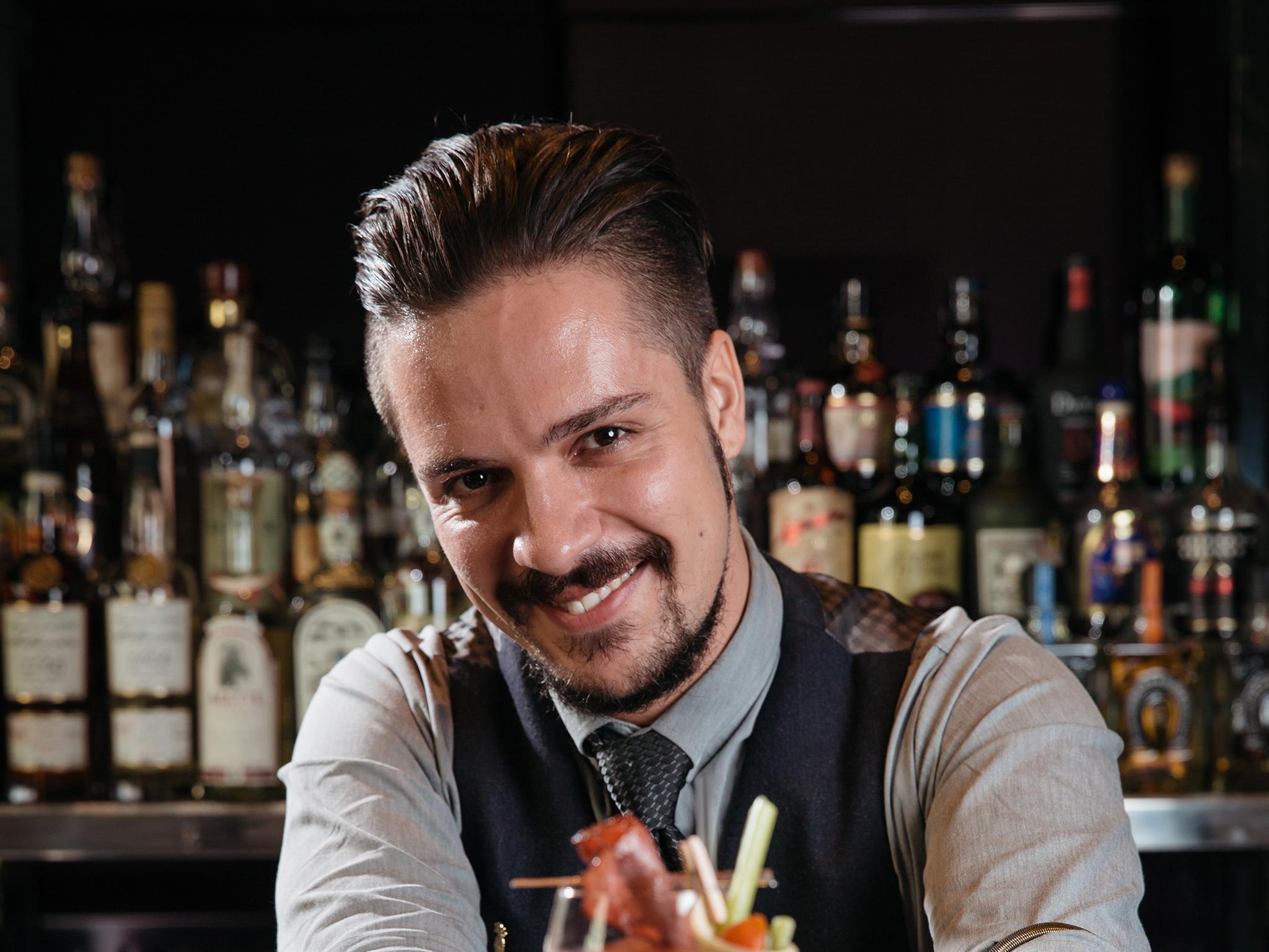 Flavio Tripepi, Zeta Bar - Hilton Sydney