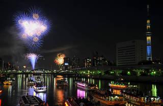 第39回隅田川花火大会