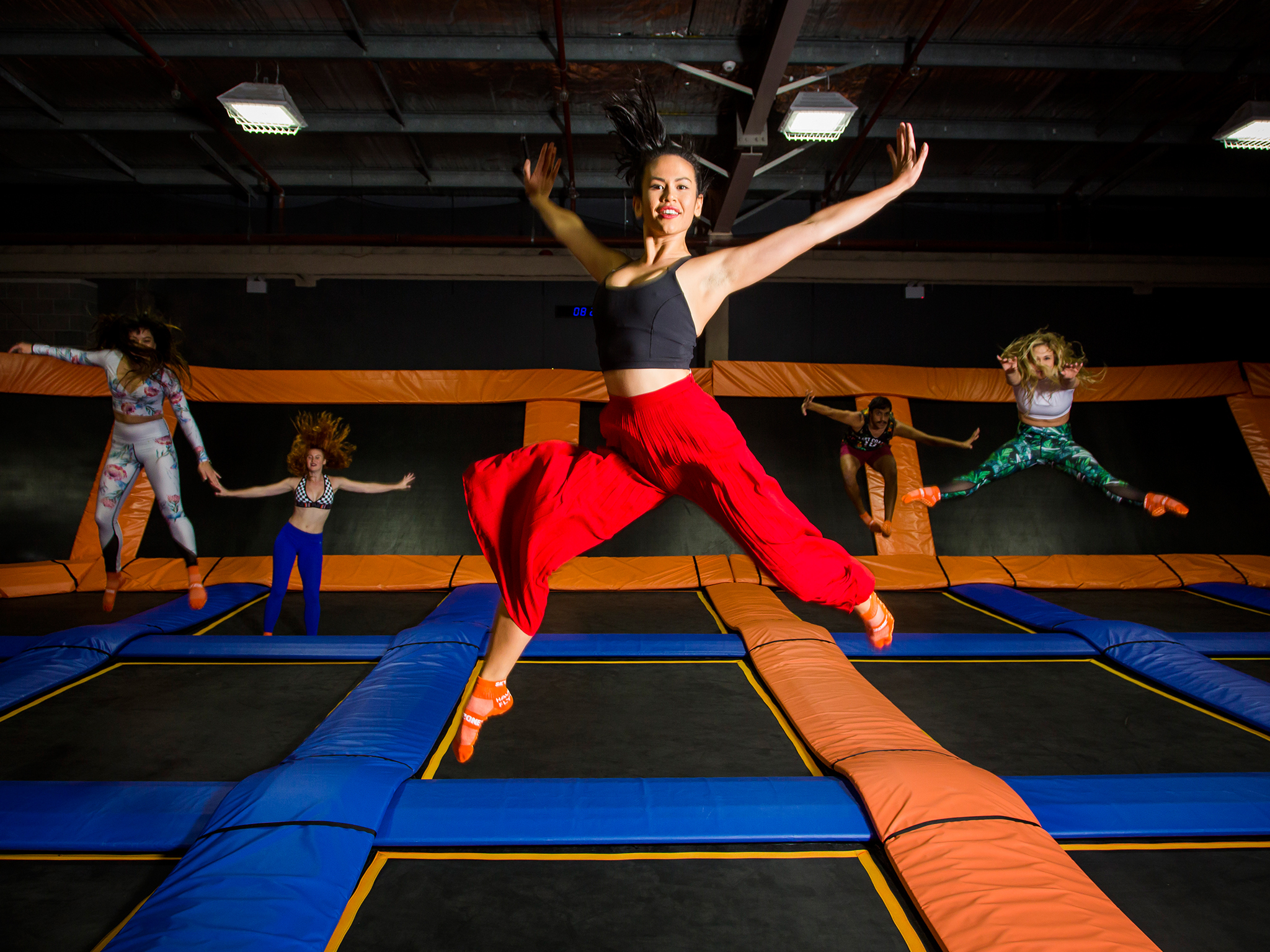 The best trampoline parks in Sydney